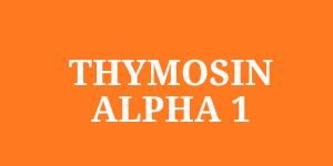 Thymosin Alpha 1