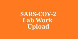 sars-cov-2 lab work upload